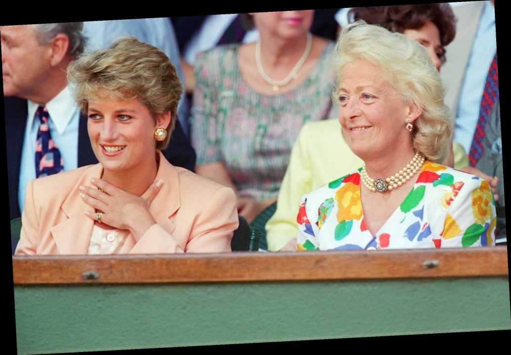 Princess Diana's Brother Shares Rare Portrait of Their Mom — See the Mother-Daughter Resemblance
