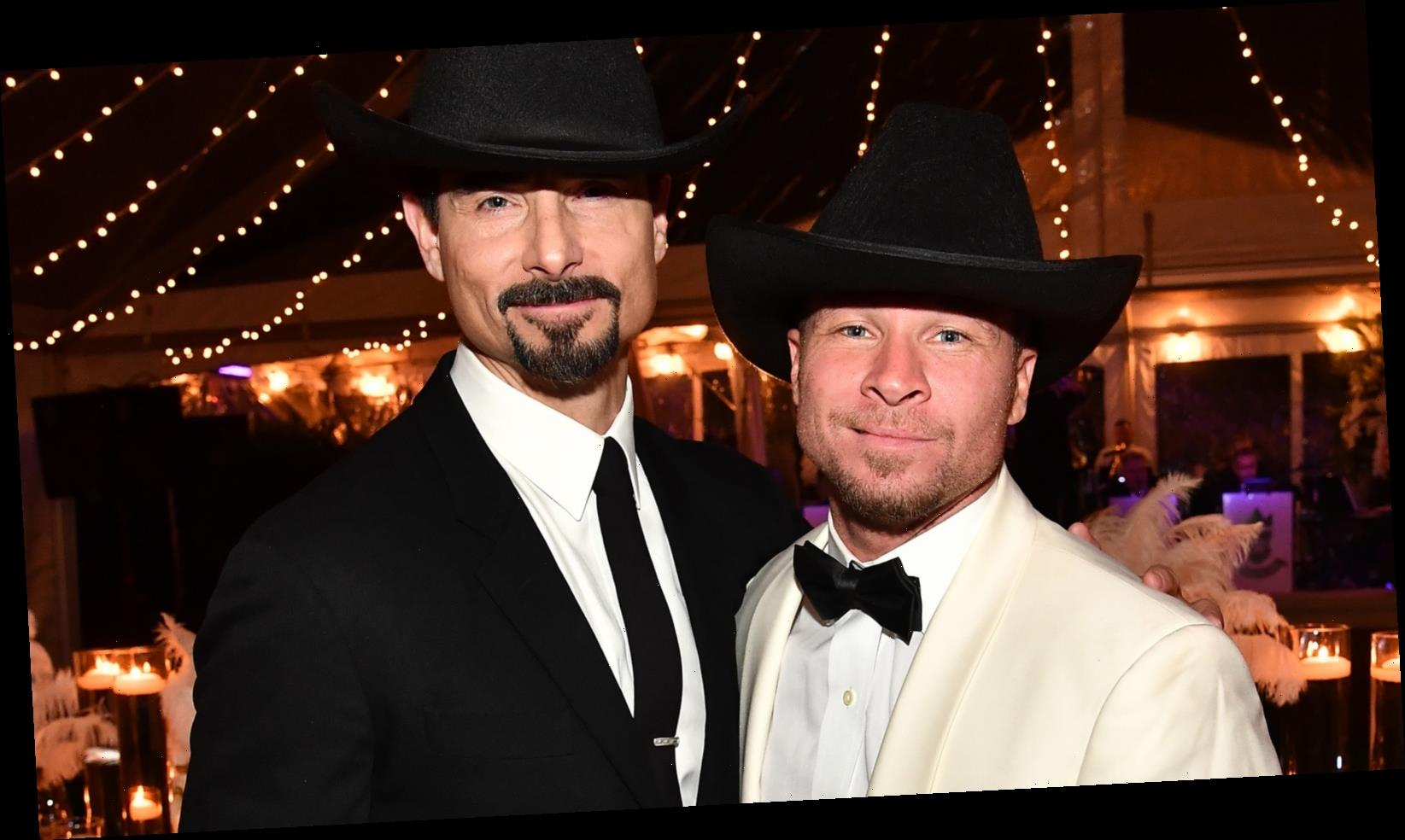 The Truth About The Feud Between Kevin Richardson And Brian Littrell