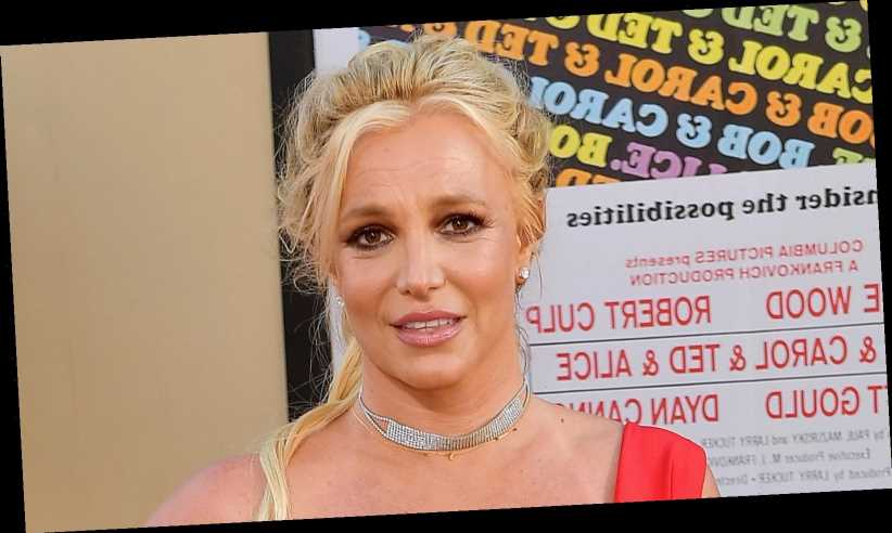 Britney Spears' New Video Is Causing A Stir
