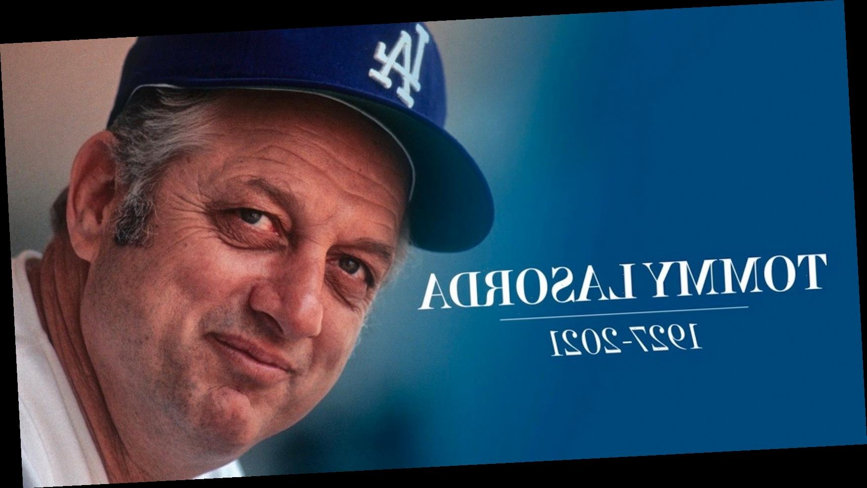 Legendary Dodgers Manager Tommy Lasorda Dies At 93