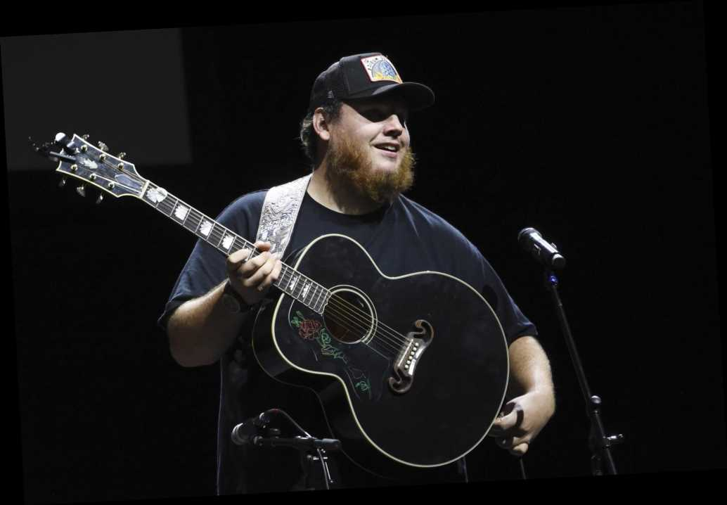 Luke Combs Talks About His Battle With Anxiety, OCD on Dan Rather's 'Big Interview'