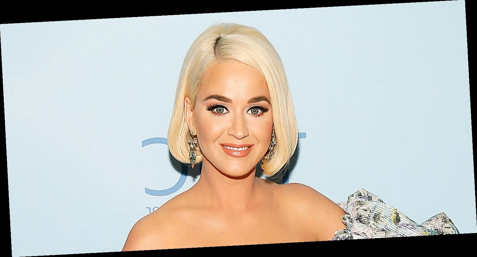 Katy Perry Sweetly Describes How Daughter Daisy 'Changed My Life'