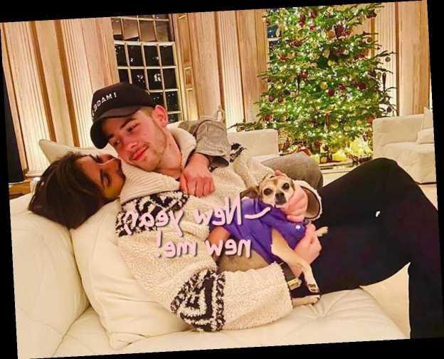 Priyanka Chopra & Nick Jonas Ring In Sweet, Optimistic New Year's Celebration Together!