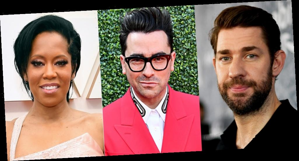 John Krasinski, Dan Levy & Regina King to Host First 'SNL' Episodes of 2021!
