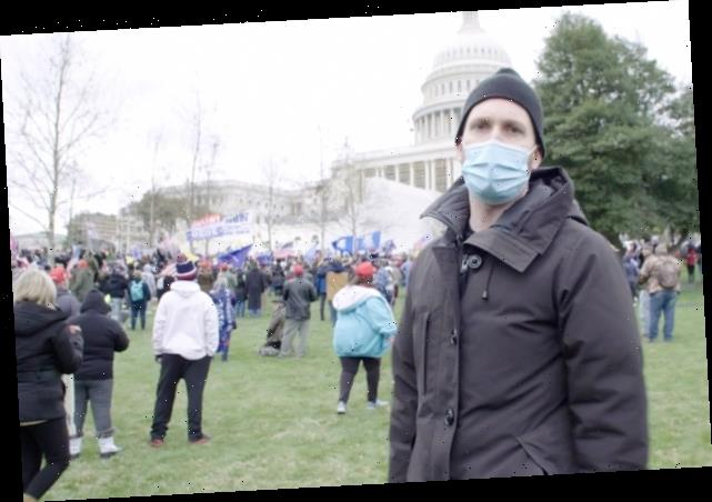 Daily Show's Jordan Klepper Attended Last Week's Trump-Incited Capitol Insurrection — and He Has Video