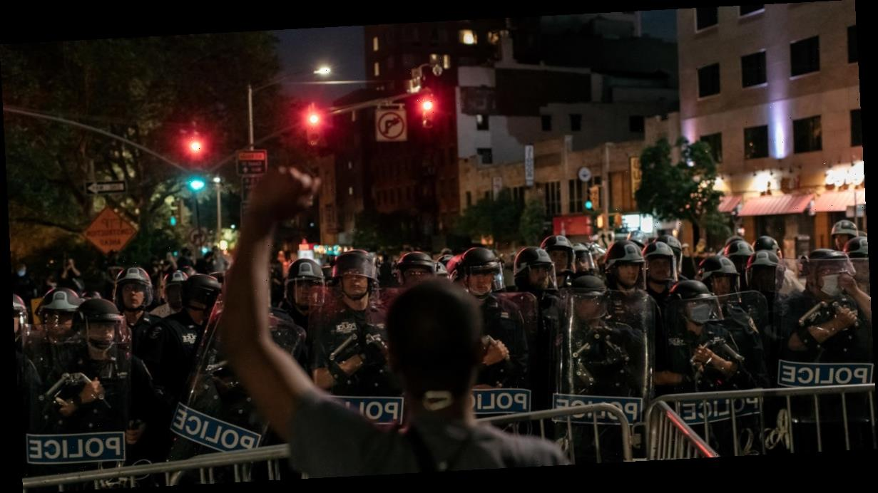 """New York attorney general sues NYPD over """"illegal and harmful conduct"""" at racial justice protests"""