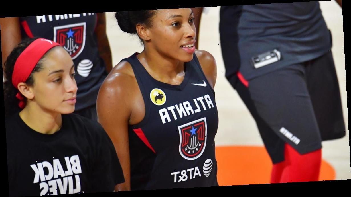 """WNBA says sale of Atlanta Dream, team co-owned by Kelly Loeffler, is """"close to being finalized"""""""