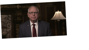 Watch Live: Minnesota Governor Tim Walz speaks after relaxing COVID-19 restrictions on indoor dining