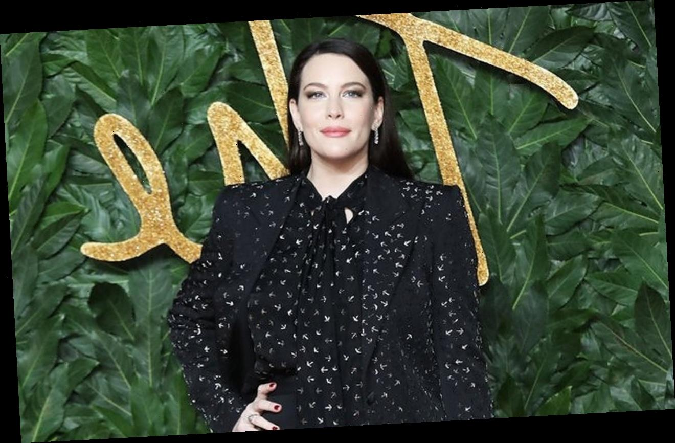 Liv Tyler Bedridden for 10 Days After Contracting Covid-19 on New Year's Eve