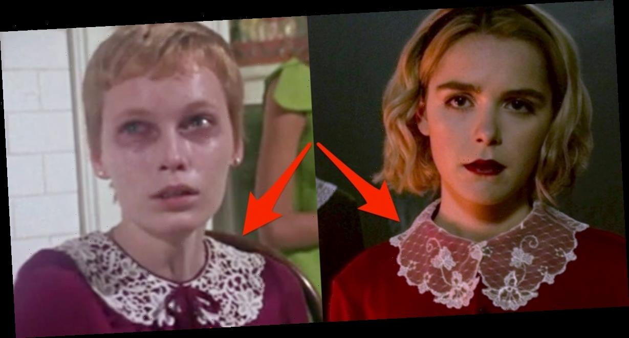 14 things you probably didn't know about 'Chilling Adventures of Sabrina'