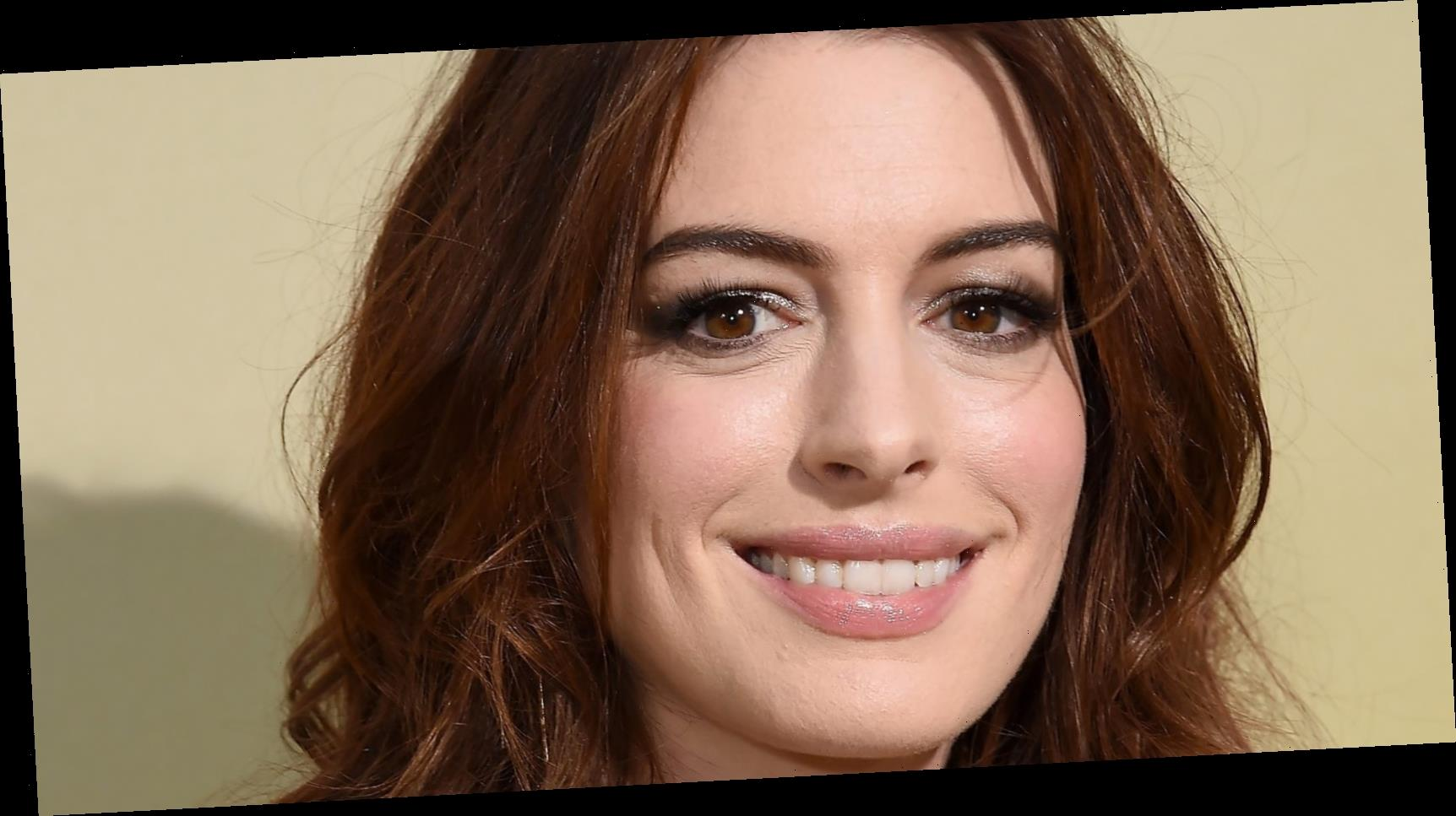 This addictive podcast is getting the TV treatment – and it will star Anne Hathaway