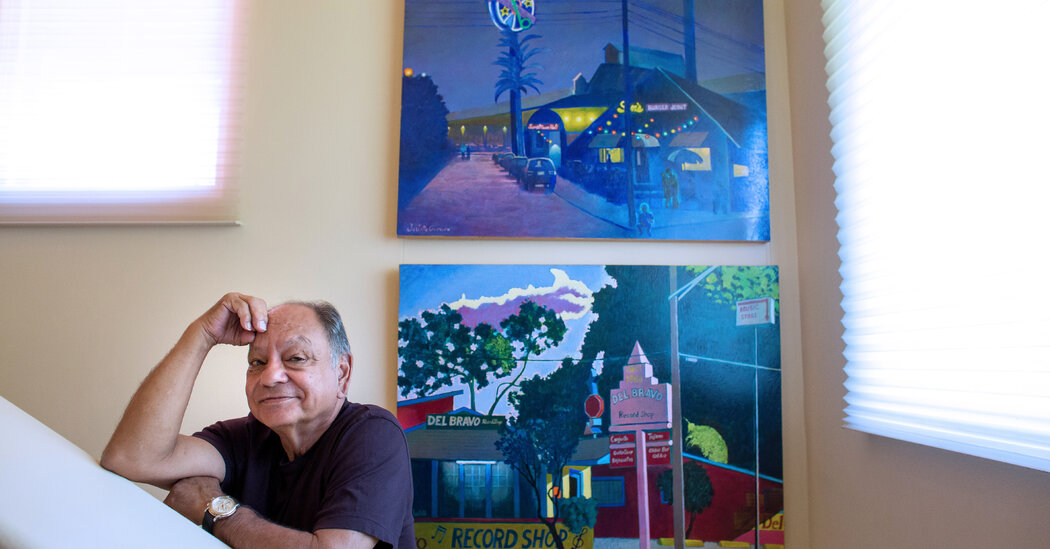 Cheech Marin's Chicano Art Museum Is to Open This Fall