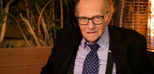 Covid 19 coronavirus: Larry King hospitalised in Los Angeles