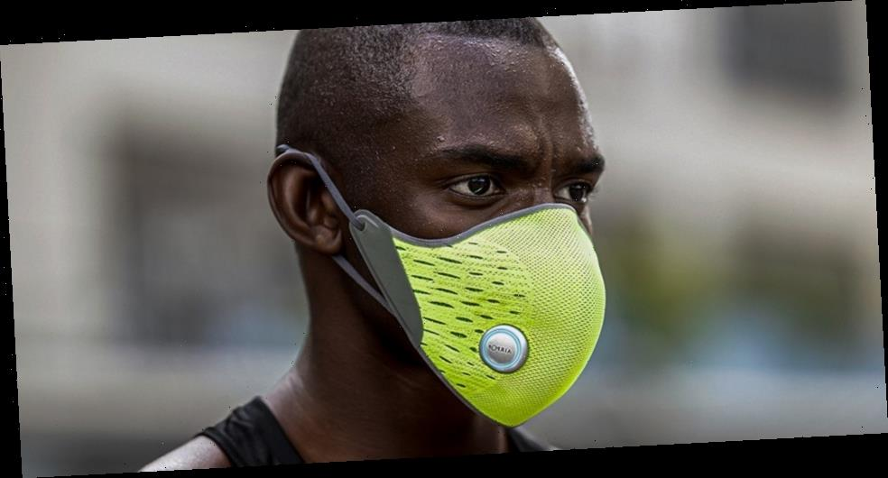 The AirPop Active+ Halo Smart Mask Offers a Better Understanding of Respiratory Health