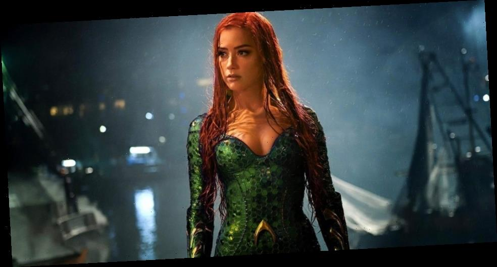 Amber Heard Rumoured To Star in 'Aquaman' Mera Spinoff on HBO Max