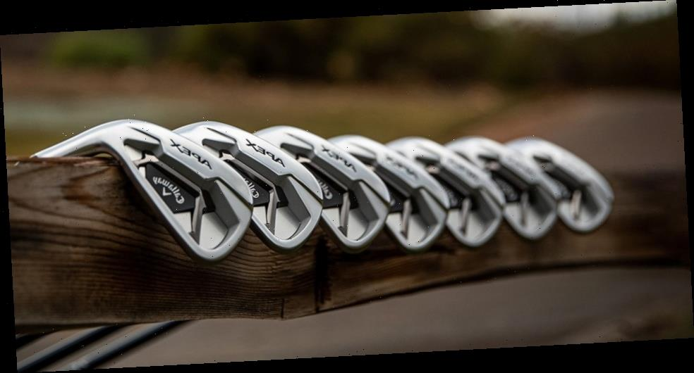 "Callaway Golf's Epic Speed Driver and Apex Pro21 Irons Are Designed by ""A.I."""