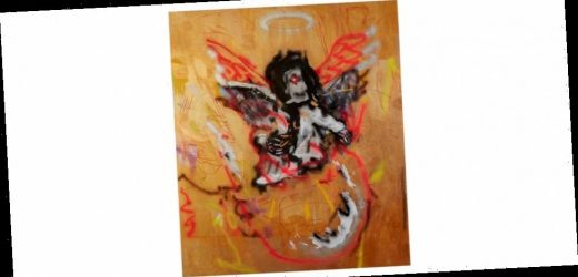 """Robert Nava to Unveil Paintings of Winged Figures in """"Angels"""" Exhibition"""