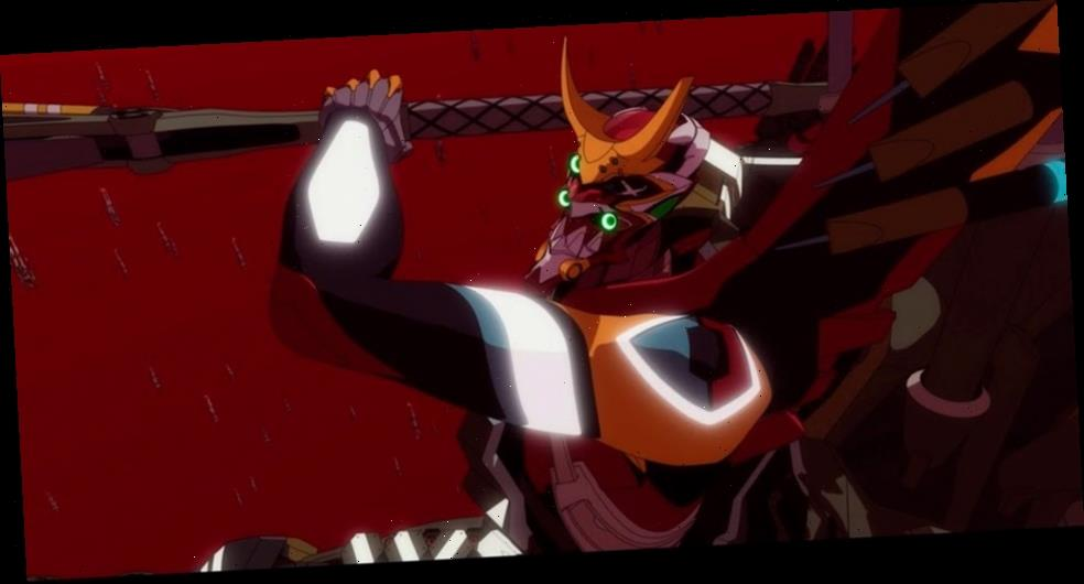 Studio Khara Share New Scenes from 'Evangelion: 3.0+1.0' With TV Spot