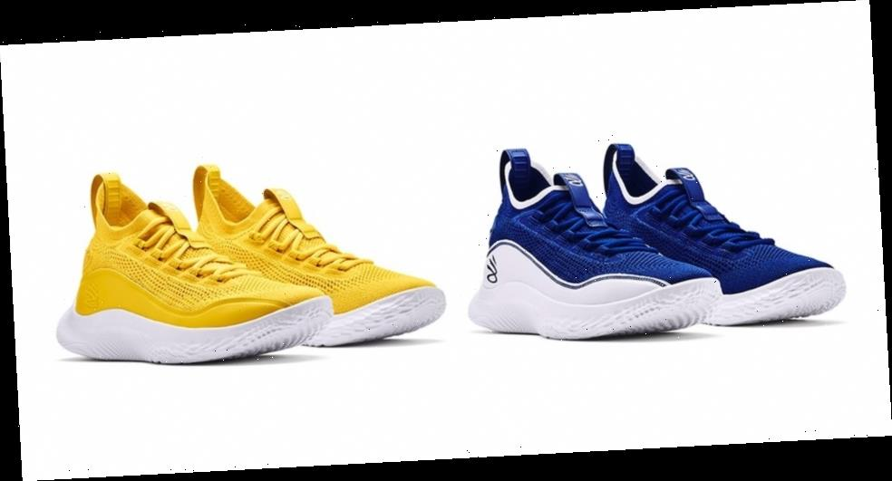"Steph Curry Salutes Dub Nation With Curry Flow 8 ""Flow Like Water"" and ""Smooth Butter Flow"""
