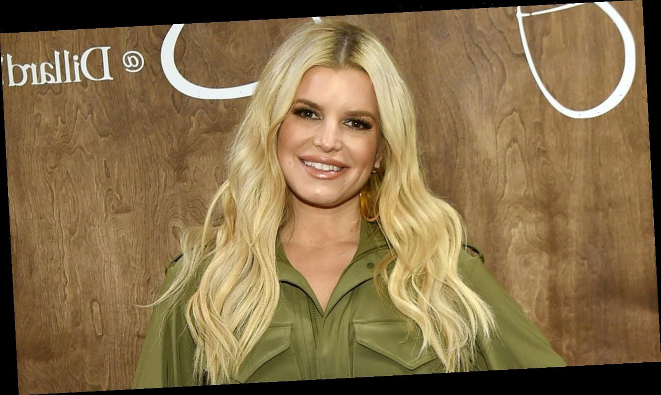 Jessica Simpson Sympathizes With Subway Over Tuna Controversy