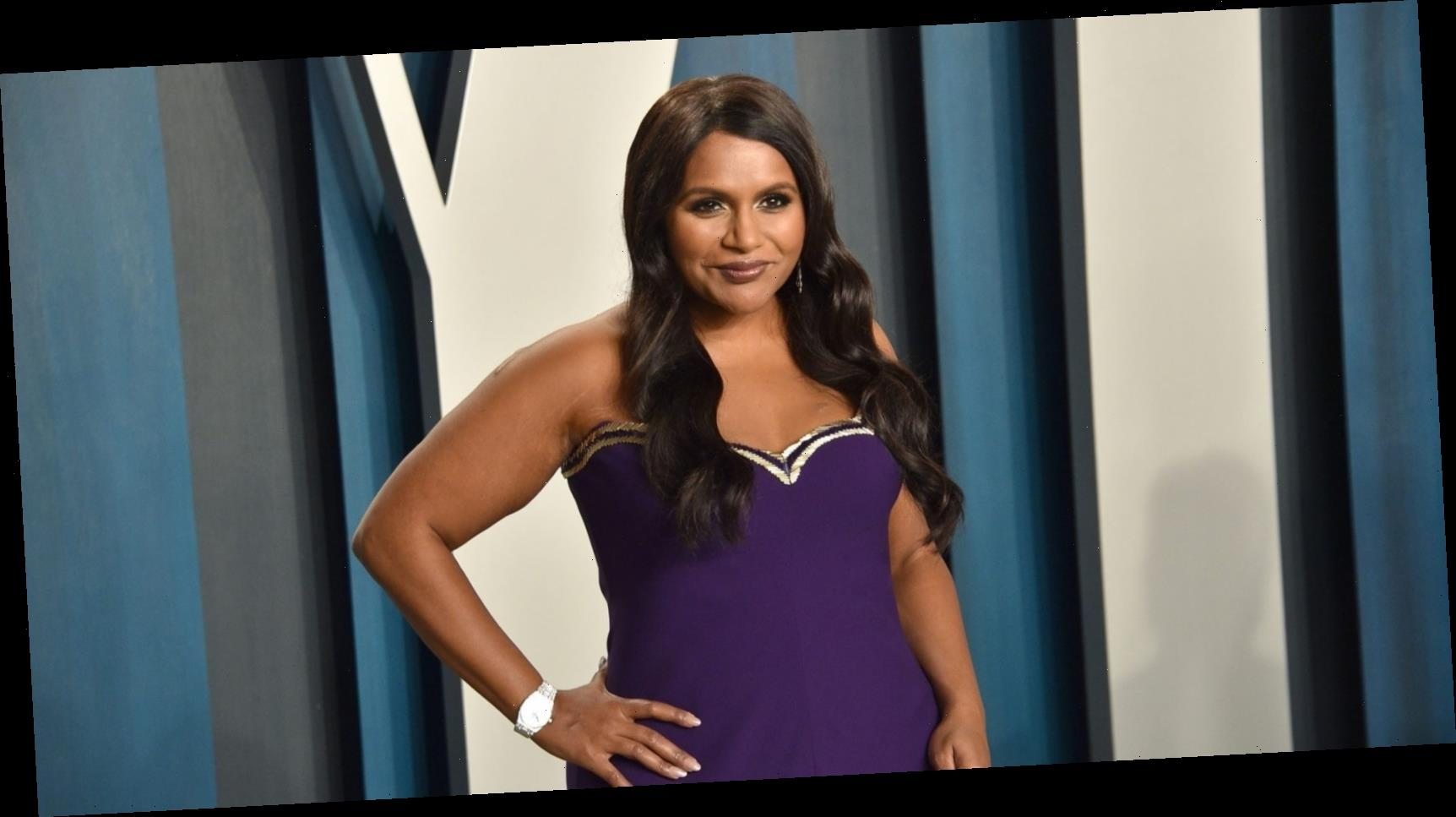 Mindy Kaling reveals what it's been like to imagine Elle Woods at 40