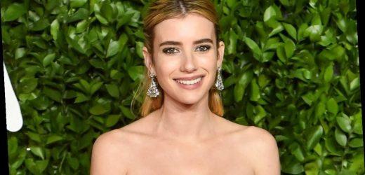 Emma Roberts Shares First Glimpse of Newborn Son Rhodes