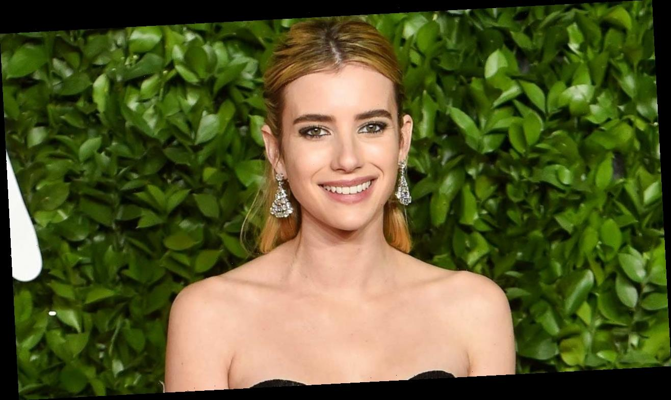 Emma Roberts Shares First Glimpse of Newborn Son Rhodes