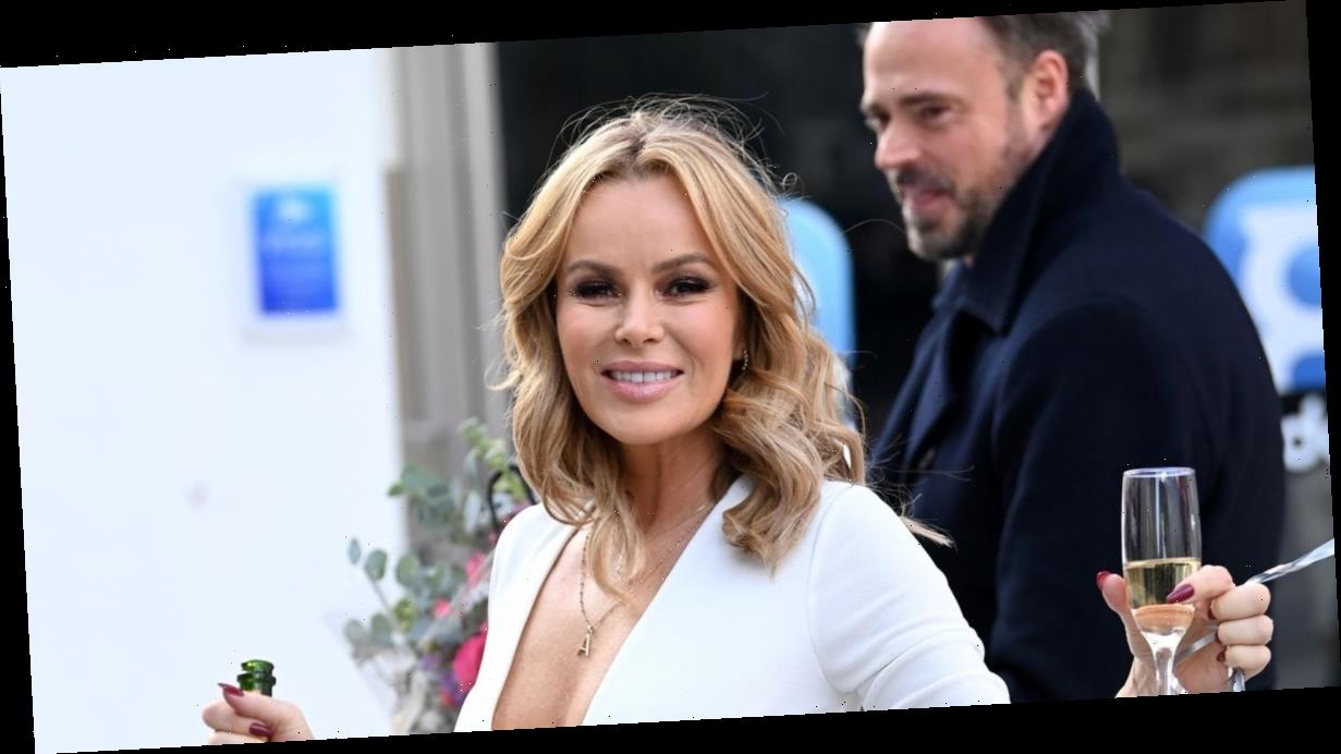 Amanda Holden 'reported to police' after making 200 mile trip in lockdown