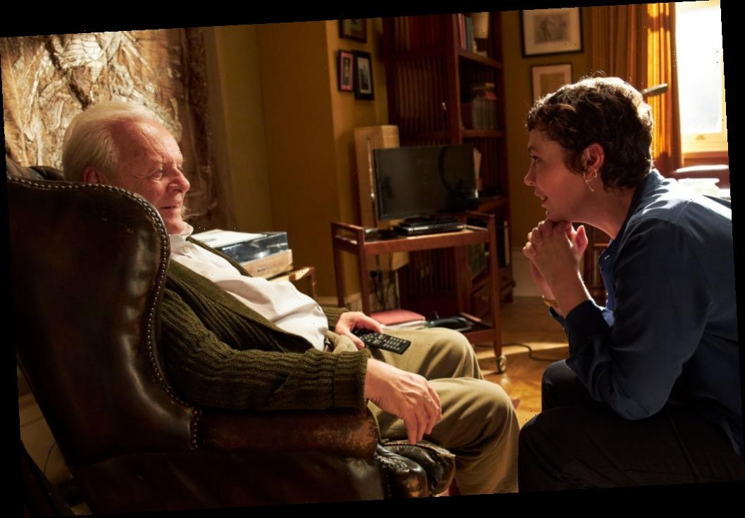 'The Father': Read The Screenplay For Florian Zeller's Golden Globe-Nominated Dementia Drama