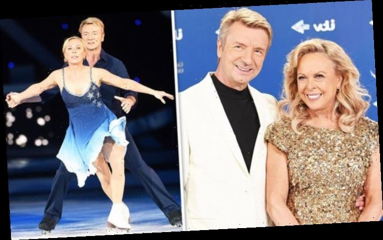 Torvill and Dean heartbreak: Skaters' sorrow over 'separation' during Dancing On Ice