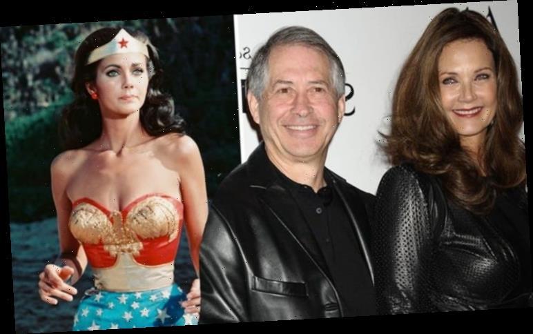 Wonder Woman Lynda Carter's husband dies as she breaks silence with heartbreaking message