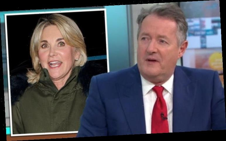 Piers Morgan rages at Anthea Turner over 'despicable' Twitter comments: 'Lost your mind?'