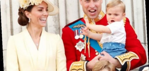 Kate Middleton and Prince Louis: 5 pictures that show their special bond