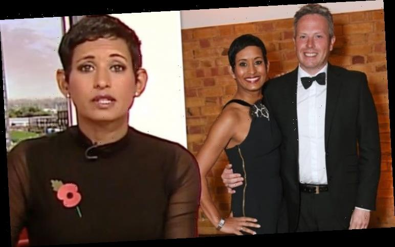Naga Munchetty mocked over 'romantic' gesture for husband after she snubs Valentine's Day