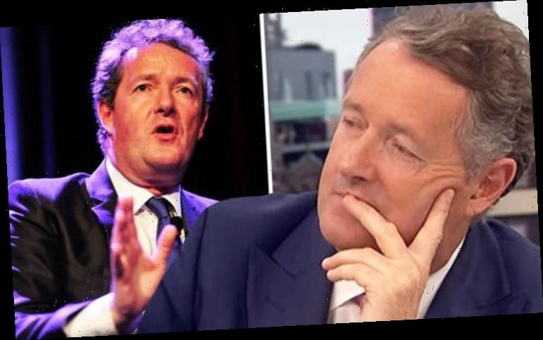 Piers Morgan speaks out as '1,200 TV staff accuse him of bullying in open letter to ITV'