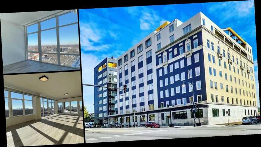 16-Year Abandoned Chicago Hospital Turned Into Luxury Apartments