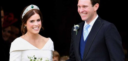 Princess Eugenie gives birth, welcomes son with husband Jack Brooksbank