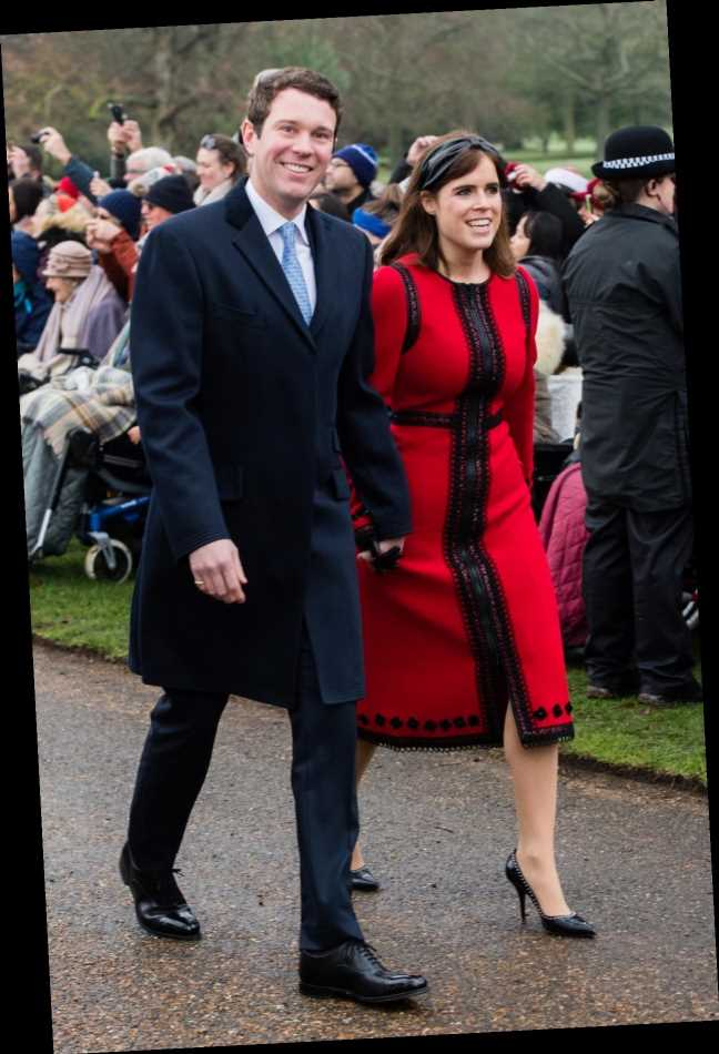 The First Photo Of Princess Eugenie & Jack Brooksbank's Baby Is So, So Cute