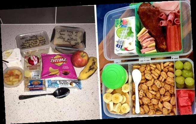 Mums speechless after wife asks for lunchbox tips for 'fussy' HUSBAND