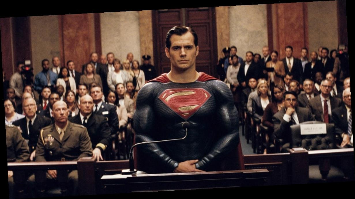 It's a Bird, It's a Plane, It's Another Superman Reboot