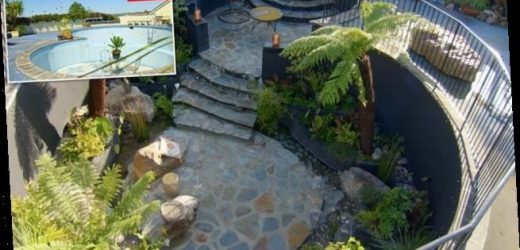 Your Garden Made Perfect couple divide opinion with £25,000 design