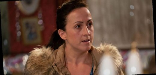 EastEnders' Natalie Cassidy unveils 'secret tattoo' she conceals to play Sonia