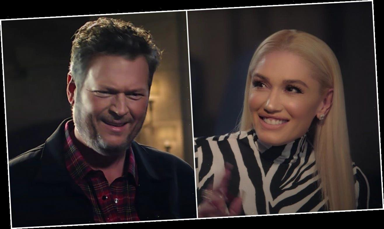 Blake Shelton And Gwen Stefani Reveal Comical Start To Relationship In Super Bowl Ad