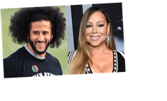 Mariah Carey Subtly Drags NFL With Colin Kaepernick Shoutout