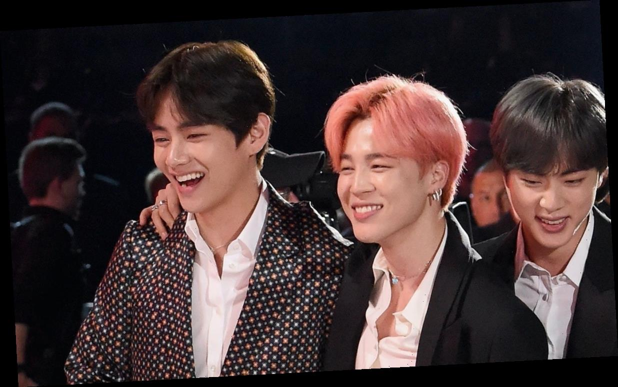 """BTS' Jimin & V's Cutest Moments Will Have You Singing """"You Are My Soulmate"""""""
