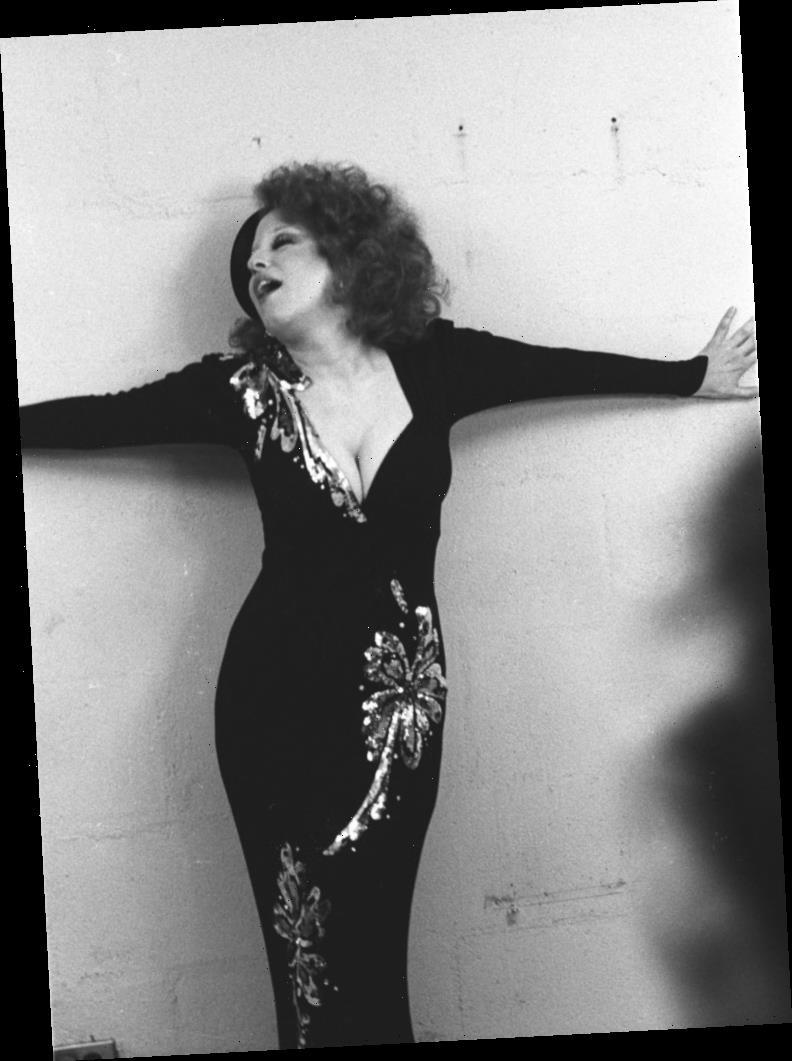 The Origin of Bette Midler's Nickname, The Divine Miss M
