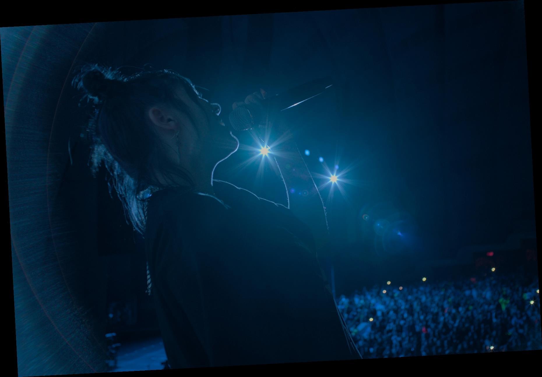Billie Eilish to Host 'The World's a Little Blurry' Livestream Event