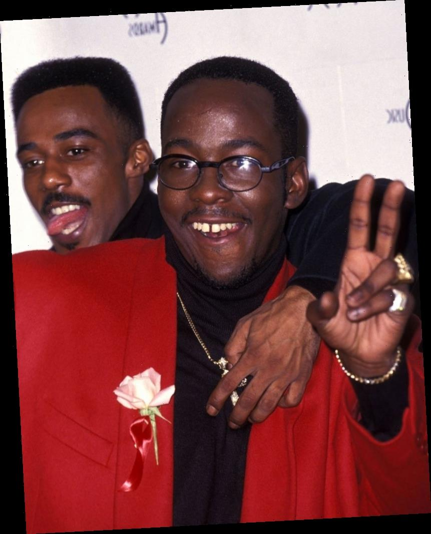 Bobby Brown Explains His Decision To Embark on a Solo Career Outside of New Edition