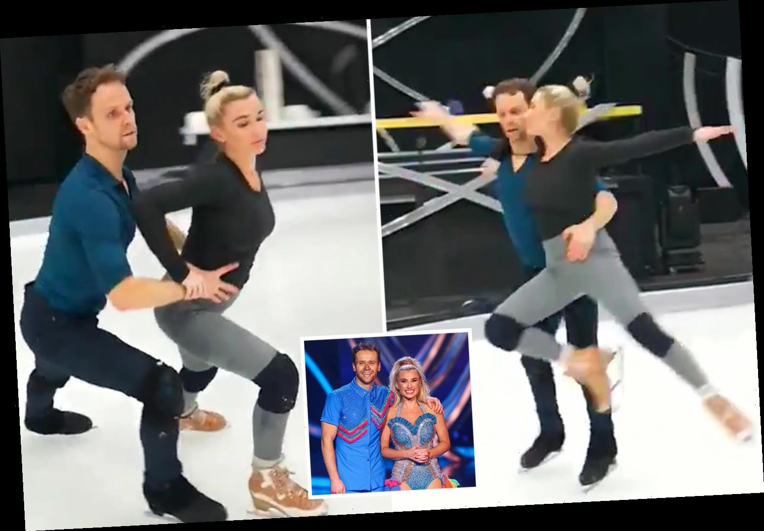 DOI fans left gasping at 'stunning' routine Billie Faiers would have done before horror injury