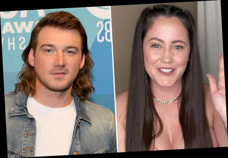 Teen Mom Jenelle Evans joins husband David Eason in supporting Morgan Wallen after country singer used racial slur